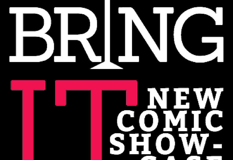 bring it new comic showcase nyc comedy club stand up ny