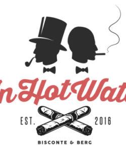 in hot water logo