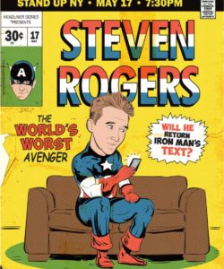 Steven rogers glyer