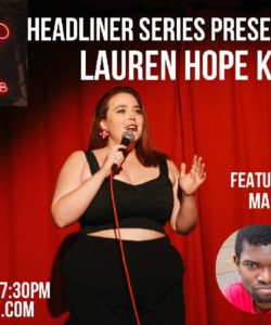 lauren hope krass headliner 5.16
